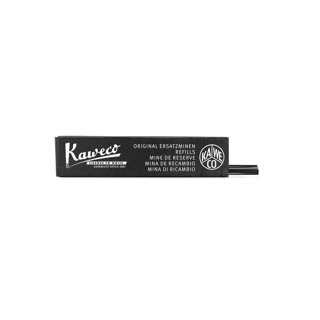 refill kaweco graphite lead hb 12pcs 10001509 tetragono 1