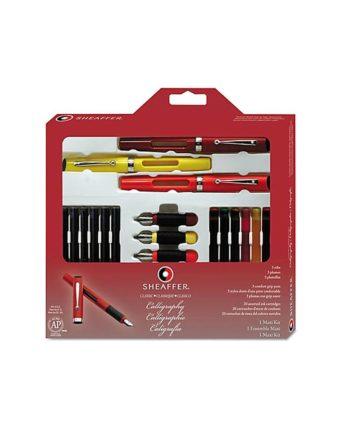 sheaffer calligraphy maxi kit 73404 tetragono 1