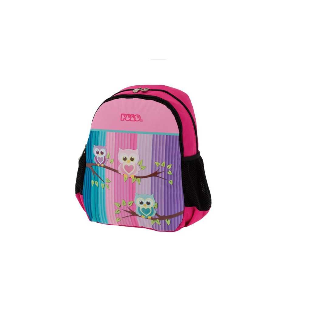 a66d7b645e2 Τσάντα POLO Animal Junior Owls 9-01-014-71- Βιβλιοπωλείο Τετράγωνο