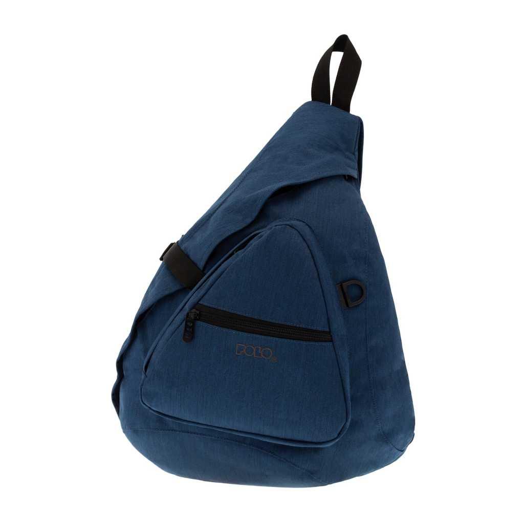 6c0582f224 Αρχική σελίδα   Shop   ΔΩΡΑ   Χαρτοφύλακες και Τσάντες Laptop   Σακίδιο POLO  Body Bag Μπλε 9-07-960-05