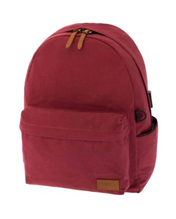 sakidio polo canvas bordeaux front 9 01 245 46 tetragono 1