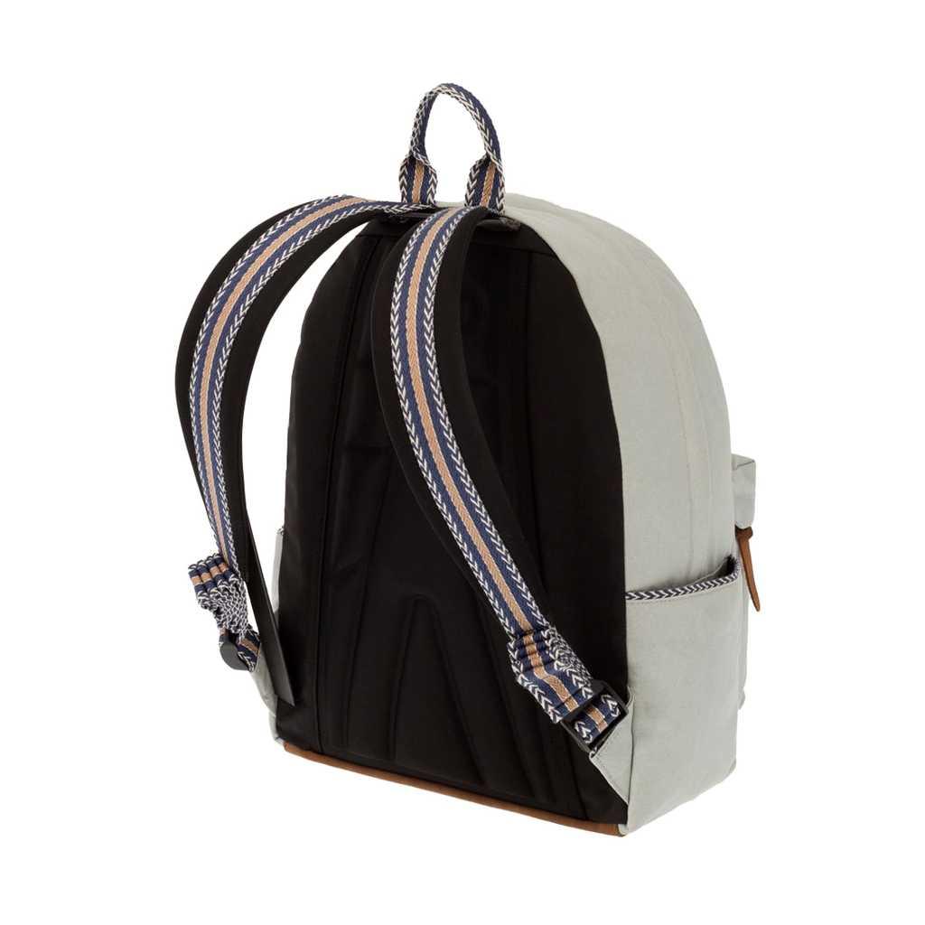 06f81689b3 Τσάντα POLO Canvas Λευκό 9-01-245-09- Βιβλιοπωλείο Τετράγωνο