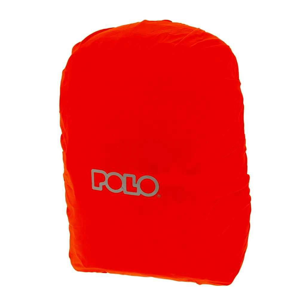 5ce9a9bc75 Τσάντα POLO Reflective Κόκκινο-Μαύρο 9-01-244-03- Βιβλιοπωλείο Τετράγωνο
