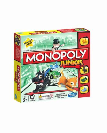 epitrapezio monopoly junior hasbro 819 69840 tetragono