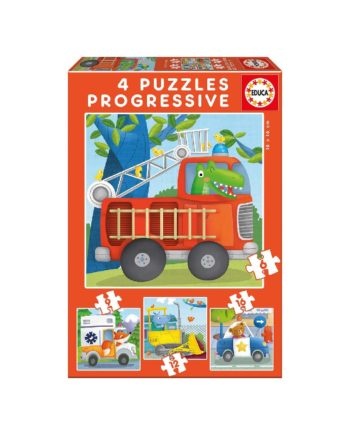 puzzle remoundo 17144 tetragono 1