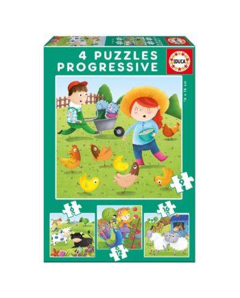 puzzle remoundo 17145 tetragono 1