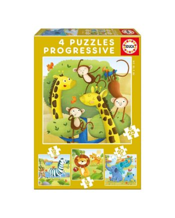 puzzle remoundo 17147 tetragono 1