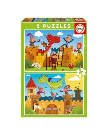 puzzle remoundo 17151 tetragono 1