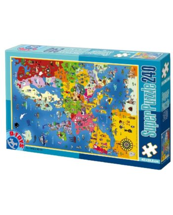puzzle remoundo 50663MP01 tetragono 1