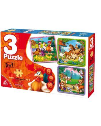 puzzle remoundo 63724AN01 tetragono 1