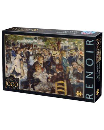 puzzle remoundo 66909RE06 tetragono 1
