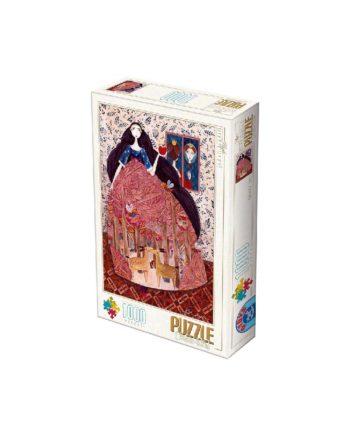puzzle remoundo 72870KA01 tetragono 1