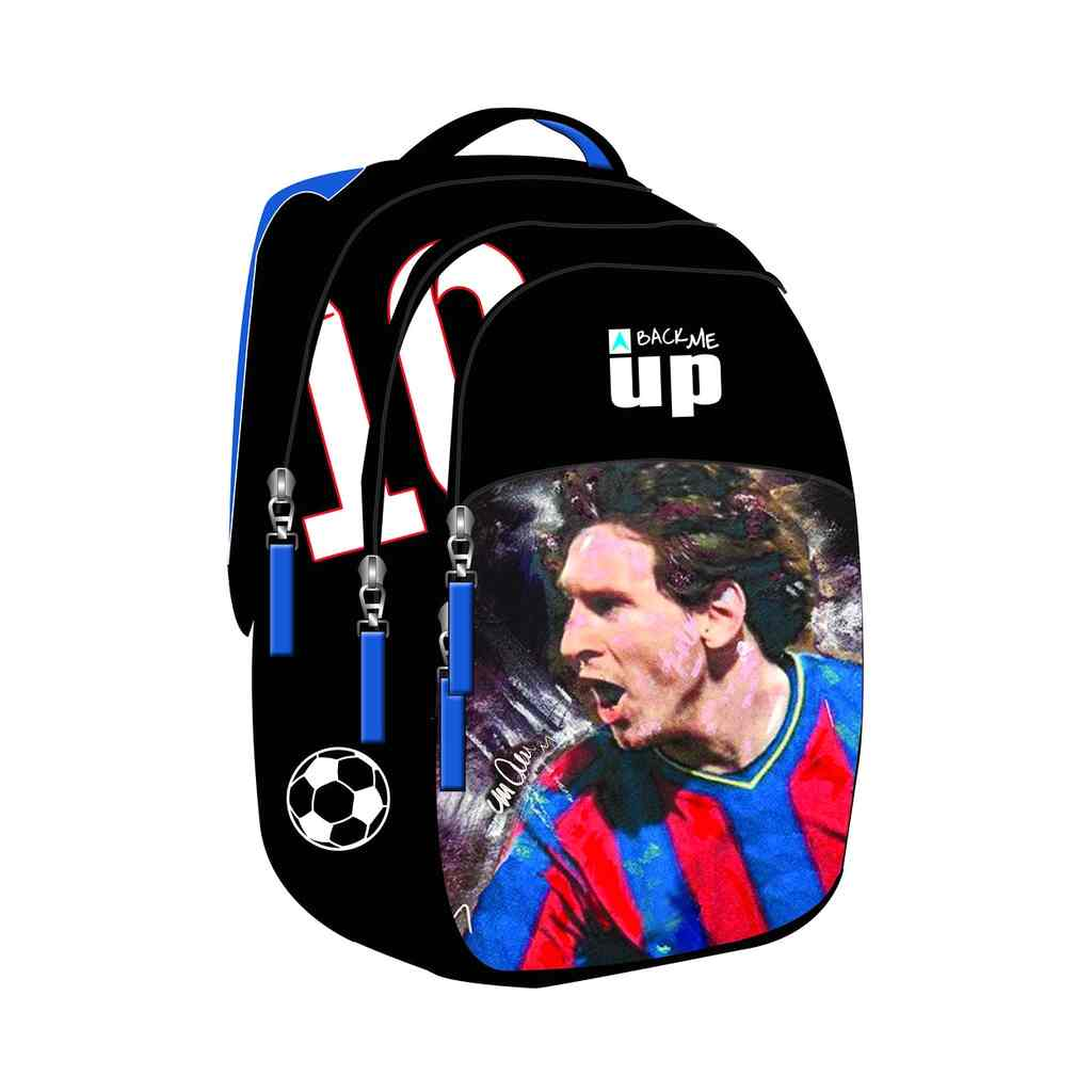 fdbd50575c1 Τσάντα SPORTS Messi 338-83031 - Βιβλιοπωλείο Τετράγωνο