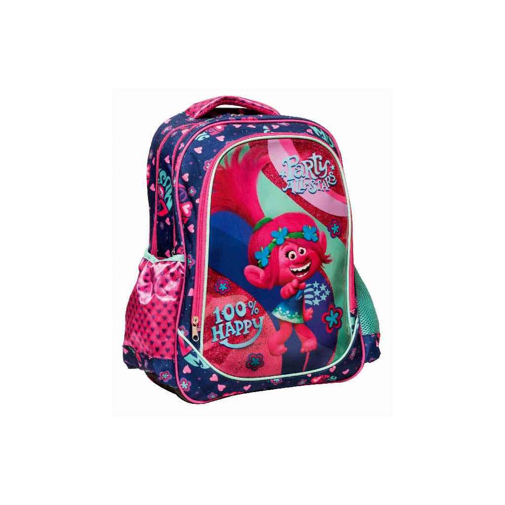 a71e1dae53c Τσάντα Δημοτικού GIM Trolls 345-22031- Βιβλιοπωλείο Τετράγωνο