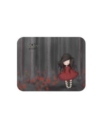 mousepad gorjuss poppy wood 371gj01 tetragono