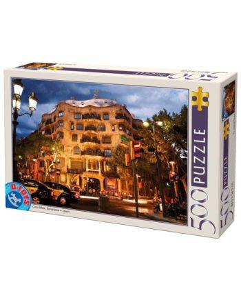 puzzle remoundo 50328AB32 tetragono