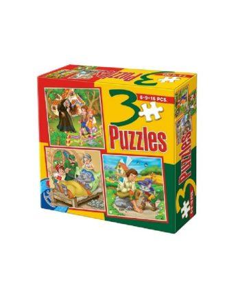 puzzle remoundo 50922BS05 tetragono