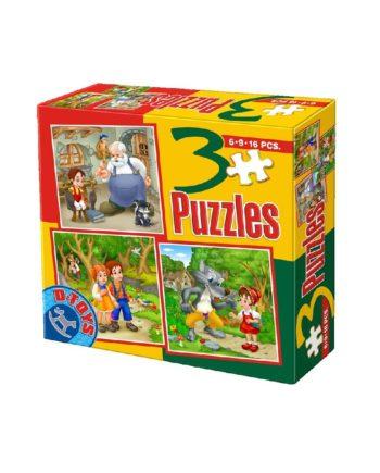 puzzle remoundo 50922BS06 tetragono