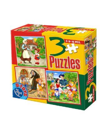 puzzle remoundo 50922BS07 tetragono