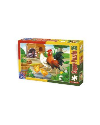 puzzle remoundo 60198AN01 tetragono