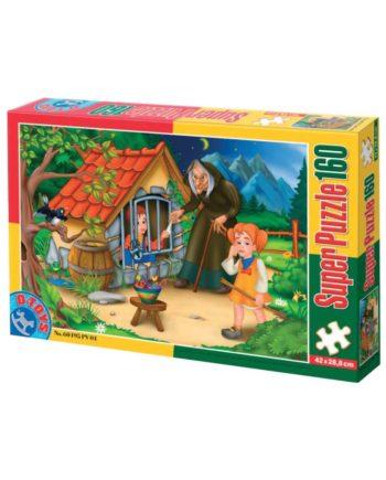 puzzle remoundo 60495PV04 tetragono