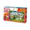 puzzle remoundo 61393AN03 tetragono