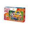 puzzle remoundo 61393BA02 tetragono