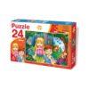 puzzle remoundo 61430BA02 tetragono