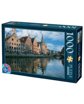puzzle remoundo 62154EC05 tetragono