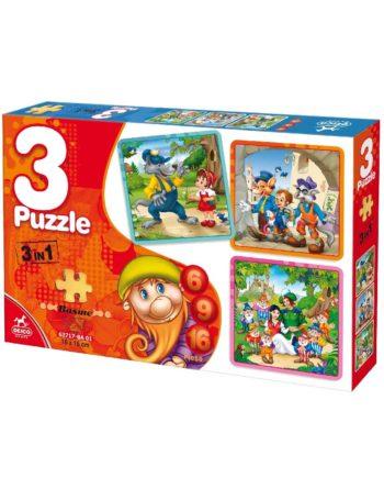 puzzle remoundo 63717BA01 tetragono