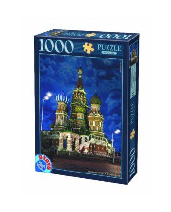 puzzle remoundo 64301NL10 tetragono