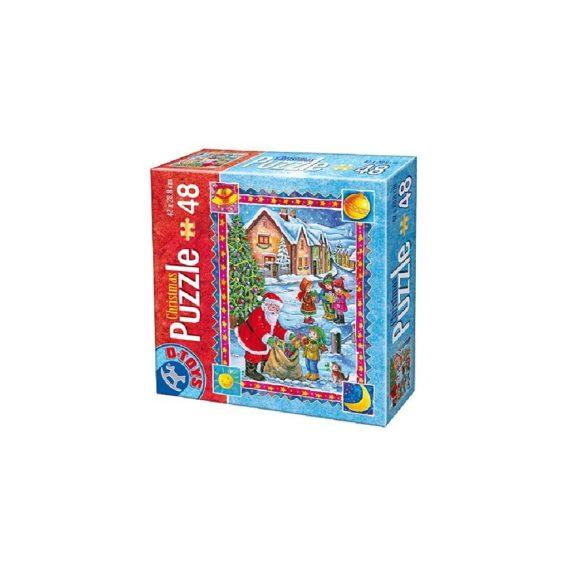 puzzle remoundo 67623CH01 tetragono