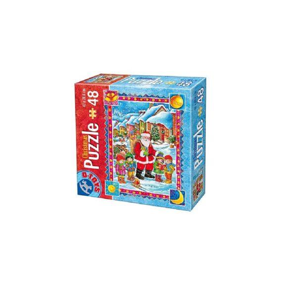 puzzle remoundo 67623CH02 tetragono