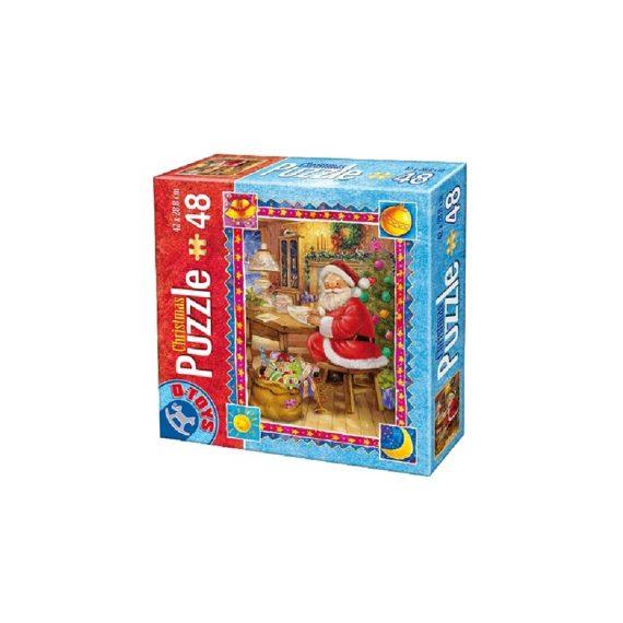 puzzle remoundo 67623CH04 tetragono