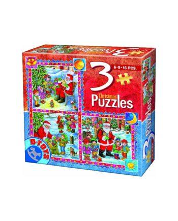 puzzle remoundo 67630CH02 tetragono