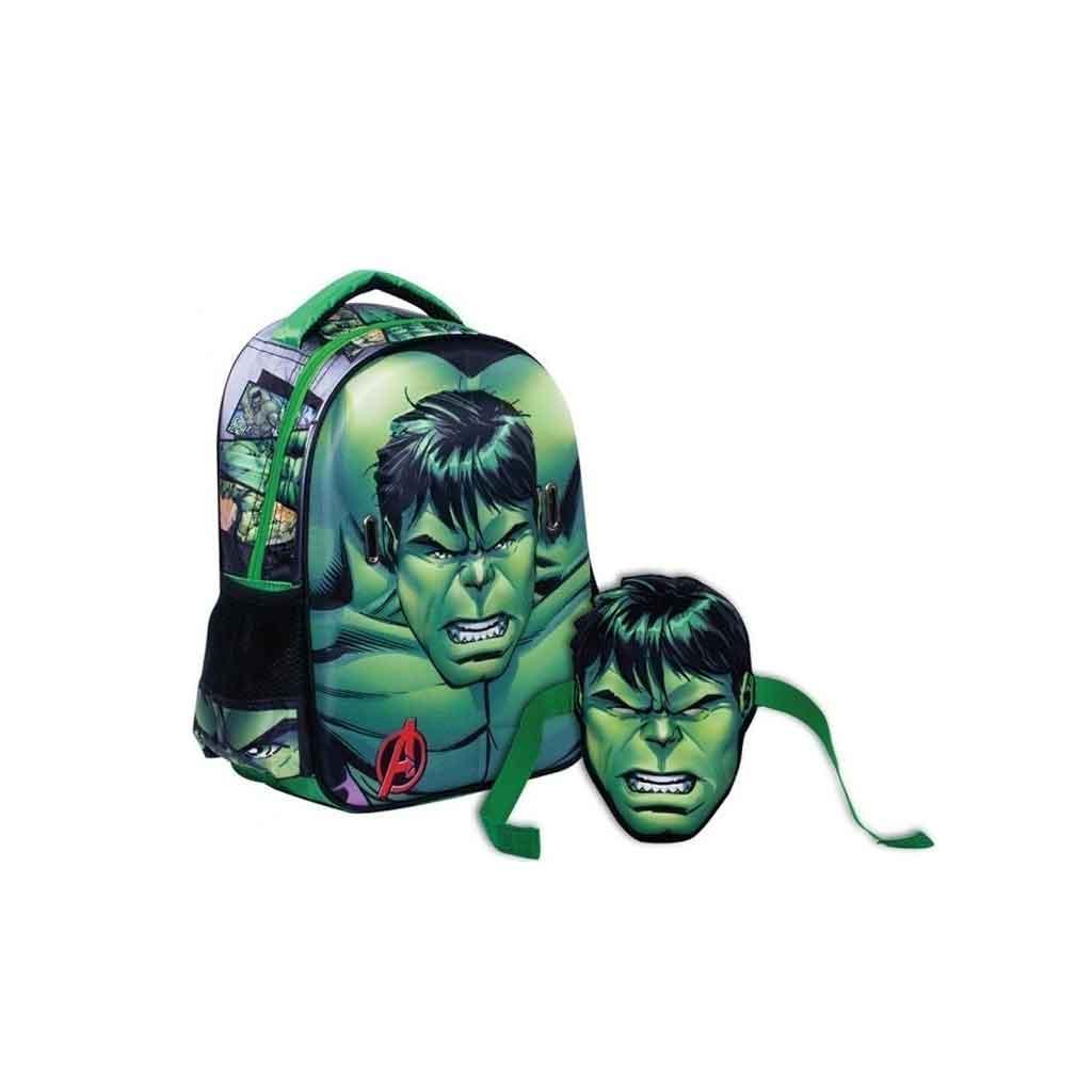 08f493eda2d Τσάντα Νηπιαγωγείου GIM Avengers Beast 337-24054- Βιβλιοπωλείο Τετράγωνο