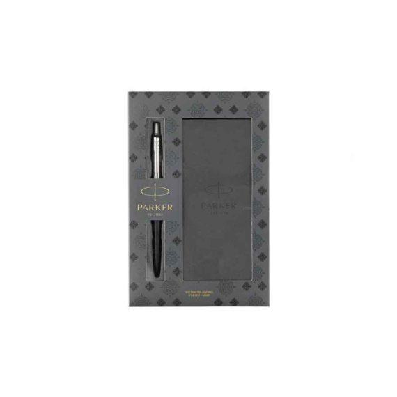 set parker bond street black jotter ballpoint notepad 1171.1213.01 tetragono 1