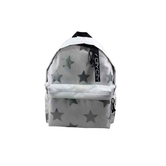 tsanta city the drop silver stars on white 28817 tetragono 1