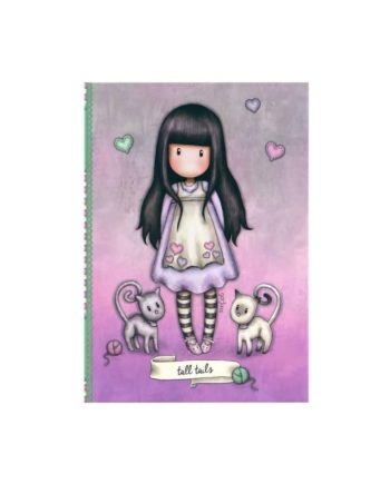 Stationery Set 702GJ03 Gorjuss Tall Tails tetragono 1