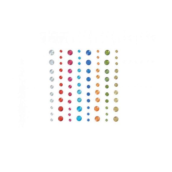 aytokollhtes krystallines perles artemio 80pcs 121106096 tetragono 1