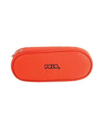 Κασετίνα POLO Box Πορτοκαλί 9-37-003-14