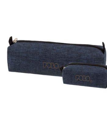 Κασετίνα POLO Jean Style Μπλε 9-37-006-82 2019