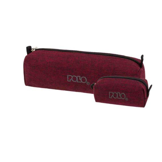 Κασετίνα POLO Jean Style Μπορντώ 9-37-006-81 2019
