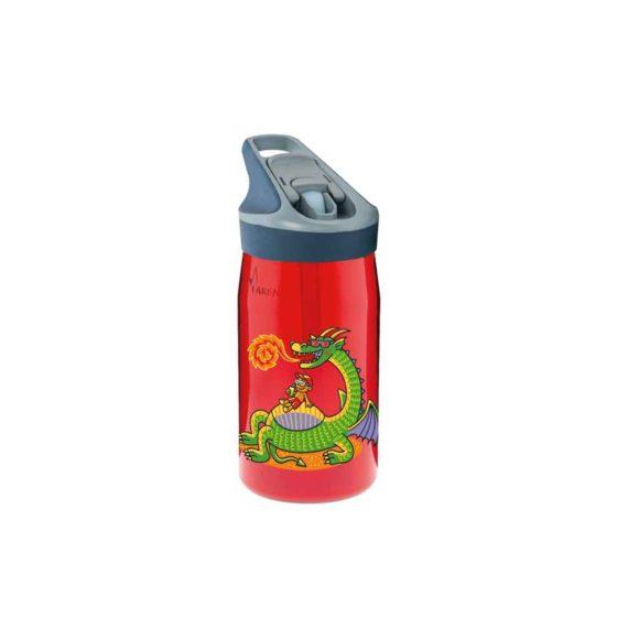 Παγούρι Παιδικό LAKEN JannyTritan 450ml Summer Dragon 8-48-077-03