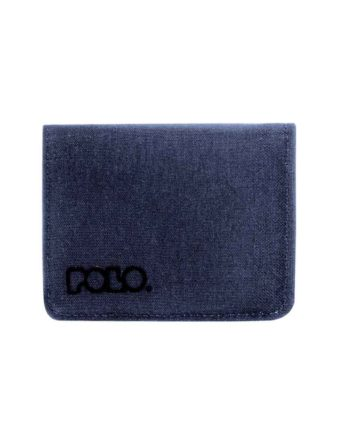 Πορτοφόλι POLO RFiD Small Μπλε 9-38-013-05