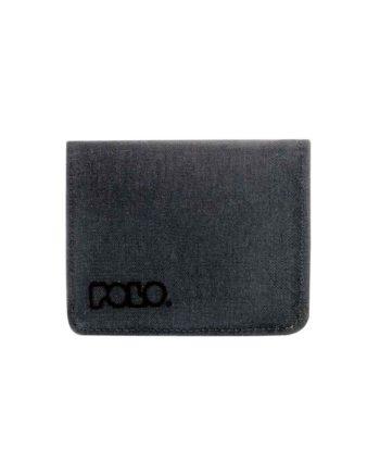 Πορτοφόλι POLO RFiD Small Γκρι 9-38-013-09