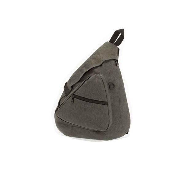 Σακίδιο POLO Body Bag Ανοιχτό Γκρι 9-07-960-08