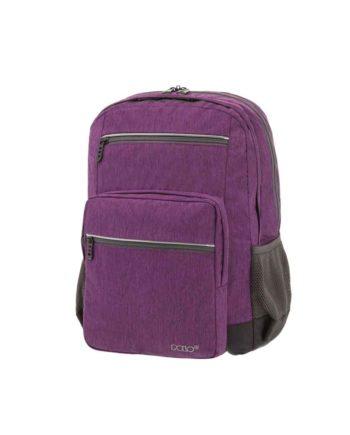 Τσάντα POLO Blazer Σκούρο Μωβ 9-01-233-21