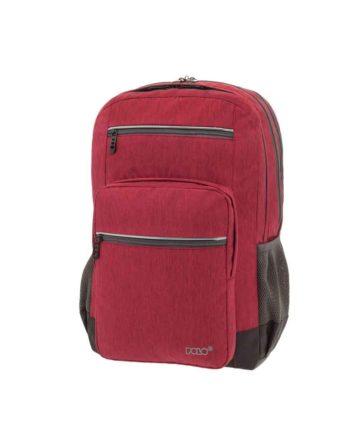 Τσάντα POLO Blazer Μπορντώ 9-01-233-30
