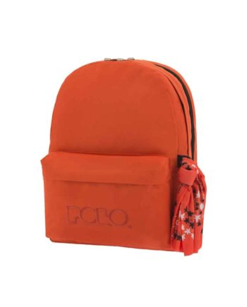 Τσάντα POLO 2 θήκες Πορτοκαλί 9-01-235-14 2019